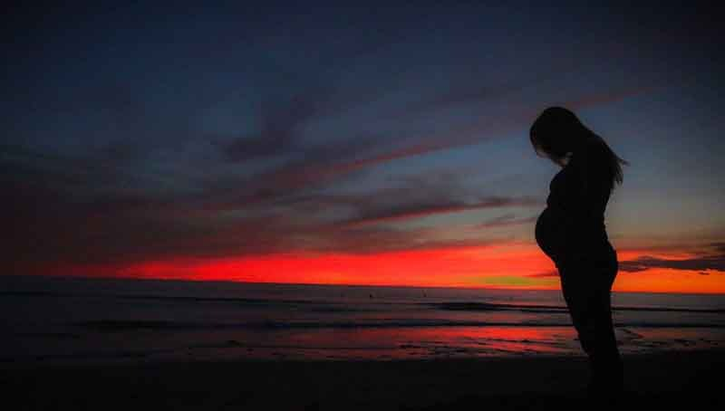 Dealing with pregnancy anxiety - pregnancy anxiety symptoms