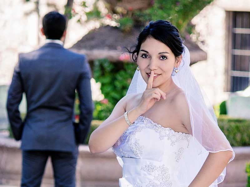what should a woman do before getting married