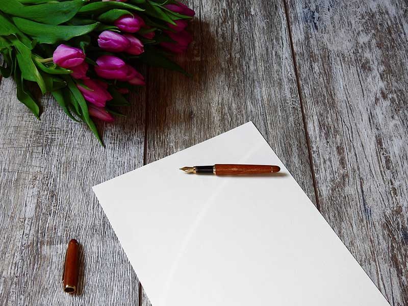 the best advice how to make somebody cry in goodbye letter